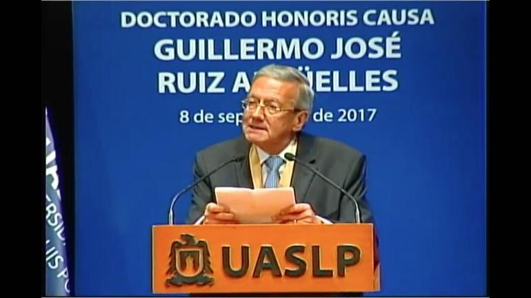 Guillermo Ruiz Argüelles: Por una medicina de excelencia comprometida con el bien común